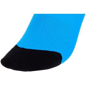 Cube Teamline High Cut Socks blue´n´red´n´grey